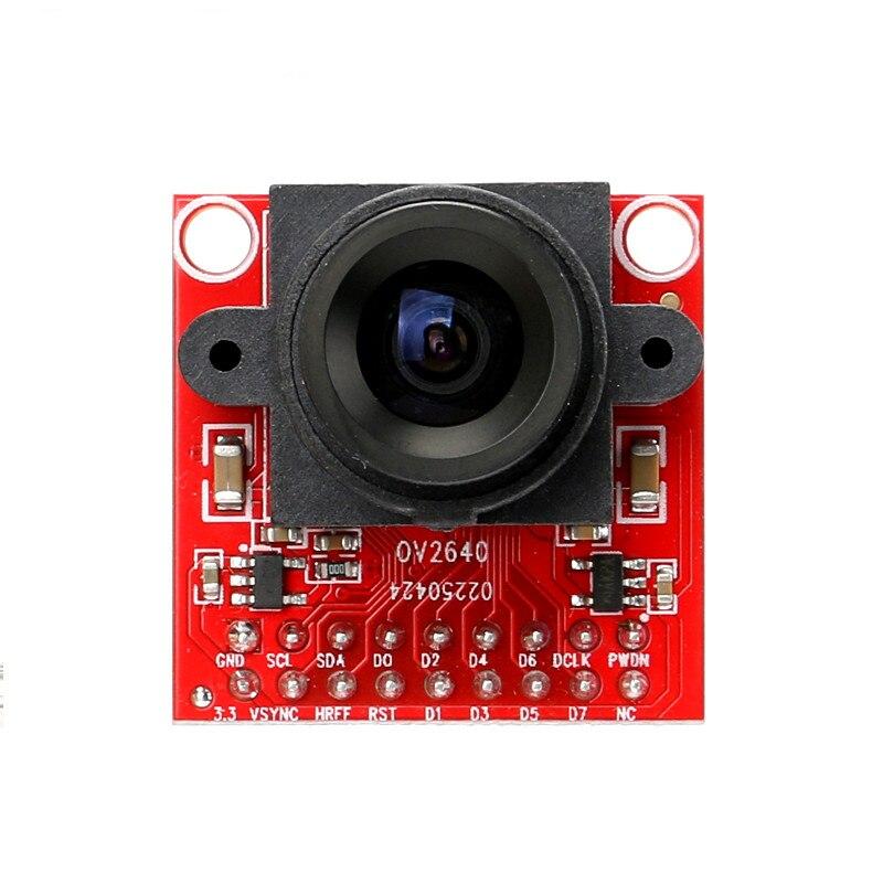 OV2640 Red board Binocular Camera Module