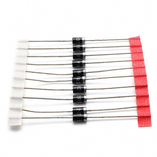 100 pcs 8 Types Diodes Electronic Component
