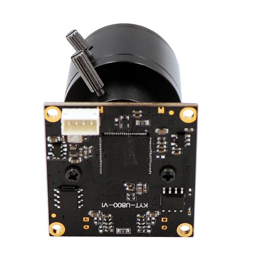 Sony IMX179 M12 Mount 2.8-12mm Varifocal Manual Fixed Focus USB 8MP Camera Module
