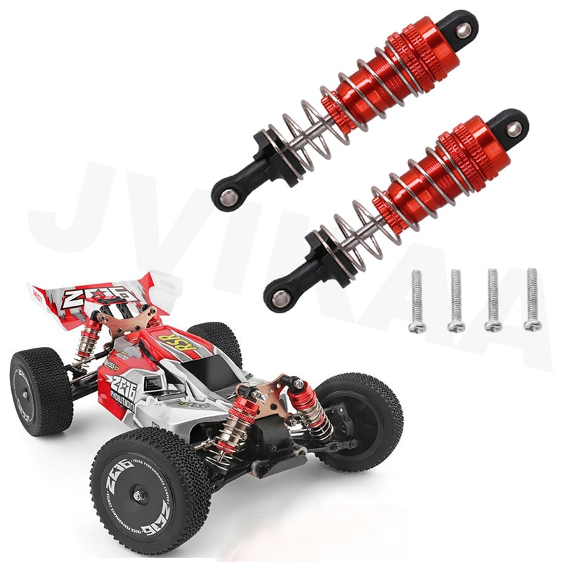 Metal Front & Rear Shock Absorber for RC Car Crawler Truck